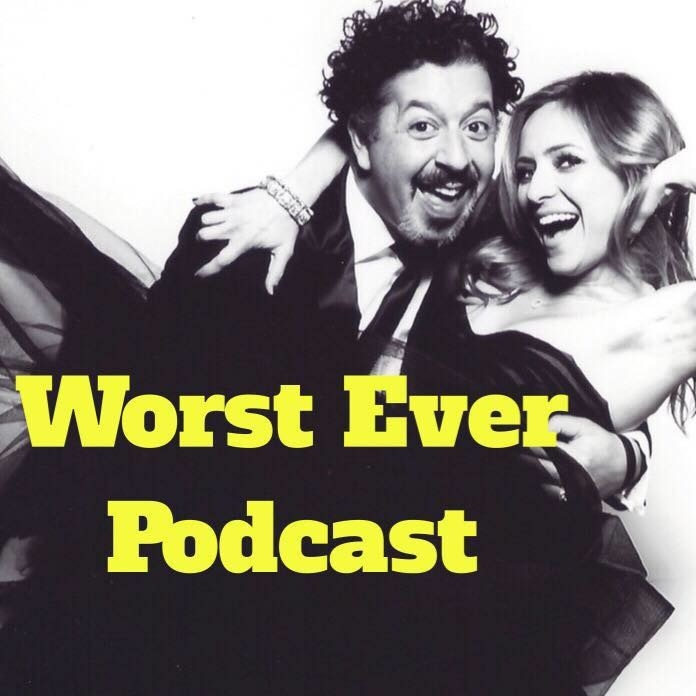 """Christine Lakin and Alaa Khaled's  Worst Ever Podcast  -  """" Worst Ever Podcast with Christine Lakin and Alaa Khaled.  Christine was on  Step By Step  and is currently on  Hollywood Darlings  with Jodie Sweetin and Beverley Mitchel. It's really funny and very nostalgic."""" — danim4879ab09a Listen to the podcast here."""