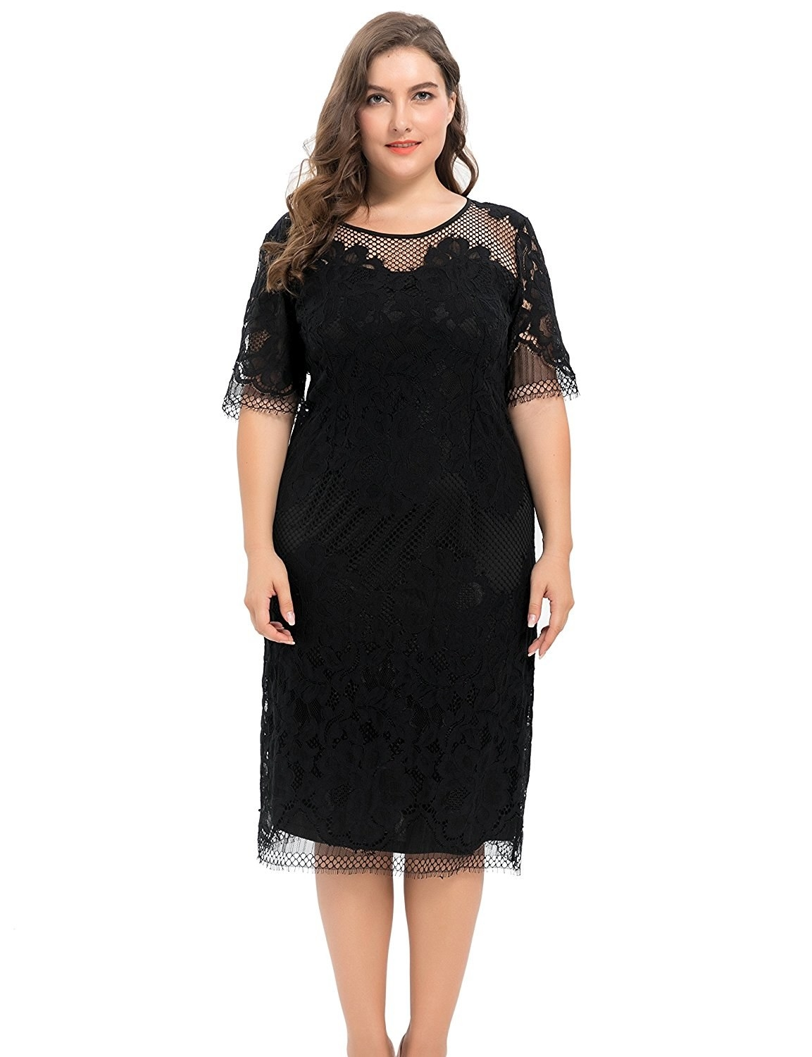80bdf06bd82 28 Of The Best Dresses That Come In Plus-Sizes You Can Get On Amazon