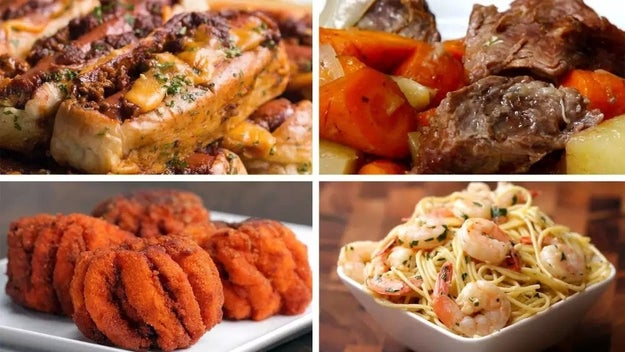 Plan recipes ahead of time, and you will be the boss of that food store. Check out some amazing budget-friendly dinners for ideas.