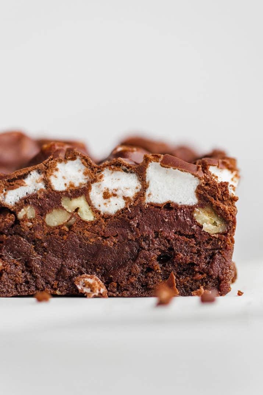 Brownie al estilo Mississippi