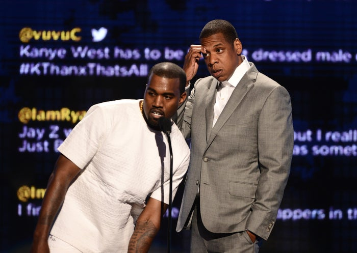 """On the album's opening track """"Kill Jay Z"""" the artist says: """"I know people backstab you, I feel bad too / But this 'fuck everybody' attitude ain't natural / But you ain't the same, this ain't kumba-ye / But you got hurt because you did cool by 'Ye / You gave him 20 million without blinkin' / He gave you 20 minutes on stage, fuck was he thinkin'? / 'Fuck wrong with everybody?' is what you sayin' / But if everybody's crazy, you're the one that's insane."""""""