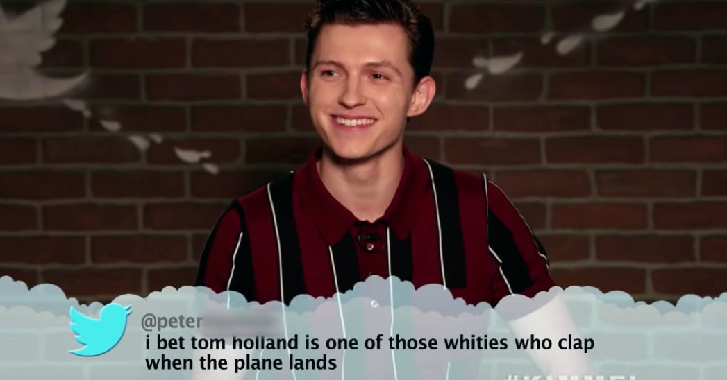 """The """"Avengers"""" Cast Read Mean Tweets About Themselves And It's Brutal And Hilarious"""