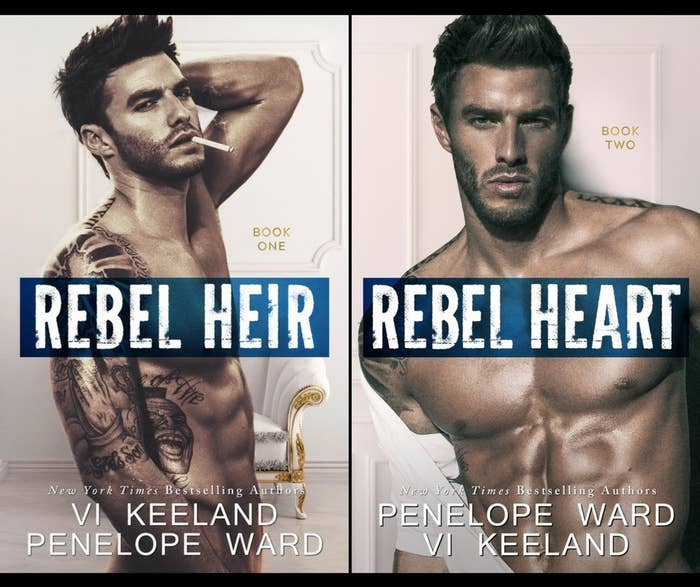 Rebel Heir (Rush Series Duet #1) & Rebel Heart (Rush Series Duet #2) Release Date: Rebel Heir - April 7Release Date: Rebel Heart - May 22Rebel Heir is a New York Times & USA Today Bestseller! Synopsis:From New York Times Bestselling authors Vi Keeland and Penelope Ward, comes the first book in a new, sexy duet. How to kick off a great summer in the Hamptons: Snag a gorgeous rental on the beach. Check. Get a job at a trendy summer haunt. Check. How to screw up a great summer in the Hamptons: Fall for the one guy with a dark leather jacket, scruff on his face, and intense eyes that doesn't fit in with the rest of the tony looking crowd. A guy you can't have when you'll be leaving at the end of the season. Check. Check. Check. I should add—especially when the guy is your sexy, tattooed God of a boss. Especially when he not only owns your place of employment but inherited half of the town. Especially when he's mean to you. Or so I thought. Until one night when he demanded I get in his car so he could drive me home because he didn't want me walking in the dark. That was sort of how it all started with Rush. And then little by little, some of the walls of this hardass man started to come down. I never expected that the two of us, seemingly opposites from the outside, would grow so close. I wasn't supposed to fall for the rebel heir, especially when he made it clear he didn't want to cross the line with me. As the temperature turned cooler, the nights became hotter. My summer became a lot more interesting—and complicated. All good things must come to an end, right? Except our ending was one I didn't see coming. Rebel Heir is the first book in the Rush Series Duet. Book Two, Rebel Heart, will release six weeks later on May, 22, 2018.