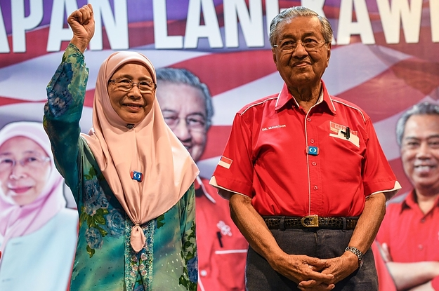 Malaysia Just Low-Key Had The Craziest Election Result In Its History