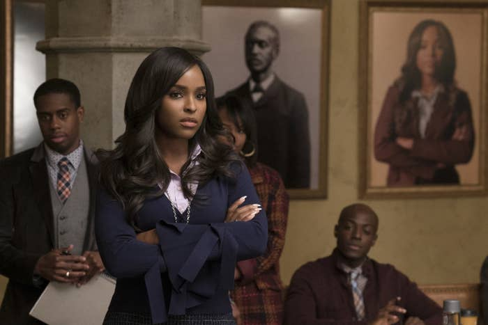 Antoinette Robertson as Coco Conners in Season 2 of Dear White People.