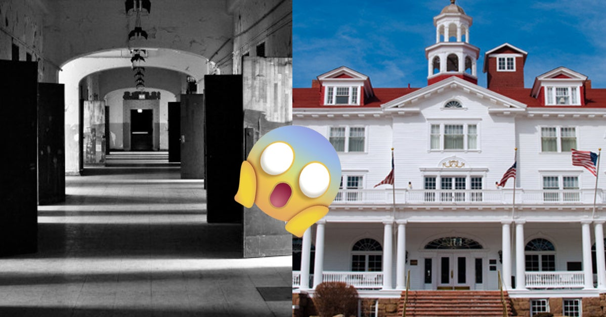 Every State Has A Haunted Place — Here's Yours