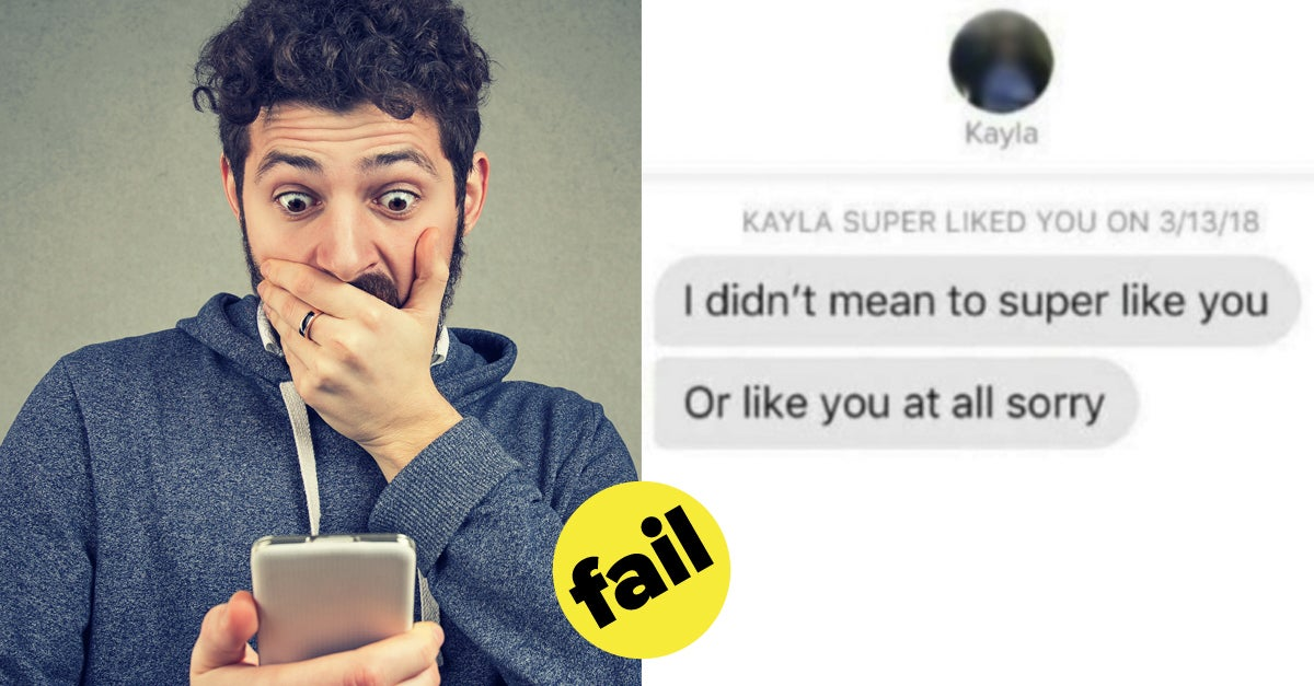 Online dating fails buzzfeed