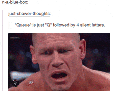 The story of queue: