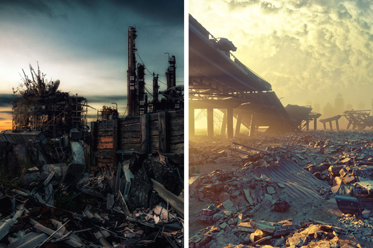 Design An Apocalypse And We Ll Tell You If You Would Survive It