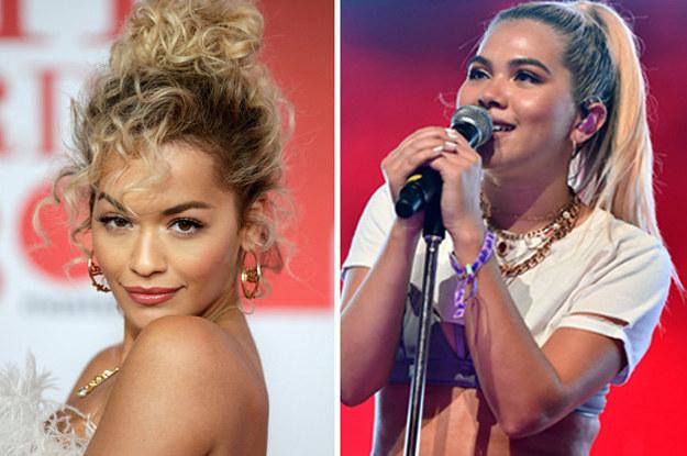 Hayley Kiyoko And Kehlani Are Criticizing Rita Ora S New Girls