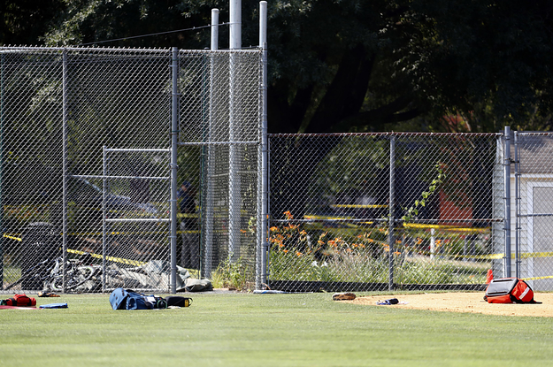 photo image How The Congressional Baseball Shooting Didn't Become The Deadliest Political Assassination In American History