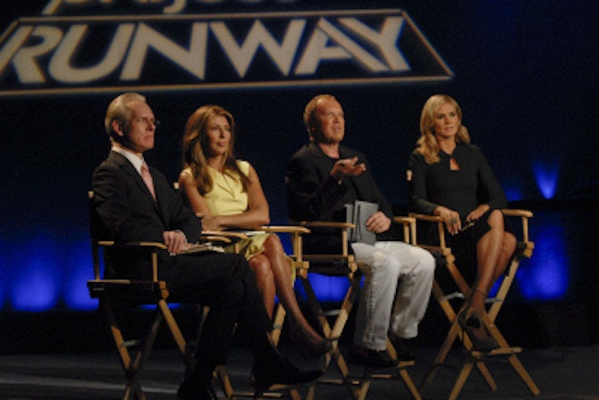 """We are beyond excited to reboot Project Runway at the network where it all began. Leaning into the creative process in an entertaining way has always been part of Bravo's DNA, and Project Runway perfectly captures that,"" Frances Berwick, president of Lifestyle Networks, NBCUniversal Cable Entertainment, said in a statement."