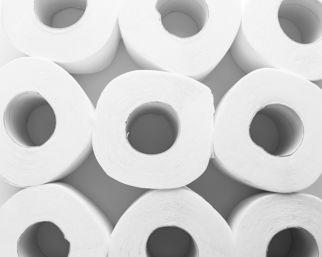"""""""Viva paper towels in place of toilet paper. Still soft, but won't disintegrate when you're trying to pat dry the oh-so-sensitive areas. I felt like I had a mile of stitches and these saved my life.""""—conner605"""