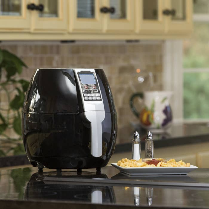 An Air Fryer To Give Your Dad Everything He Needs Make His Favorite Fast Food In The Comfort Of Own Kitchen Walmart