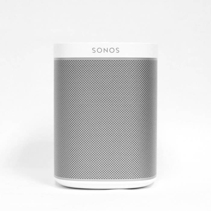 A WiFi Enabled Speaker Because Your Dad Deserves To Play Music As Loud His Dance Moves Are Walmart