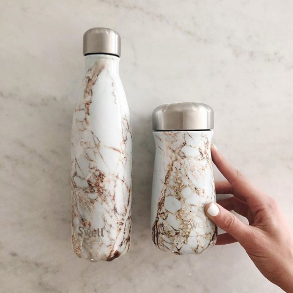 """""""So happy I brought a large cup. I drank TONS of water during labor, this saved my family from many trips to the water fountain.""""—amandar490df300fGet a water bottle on Amazon for $45 or a reusable cup with a straw for $11.99."""