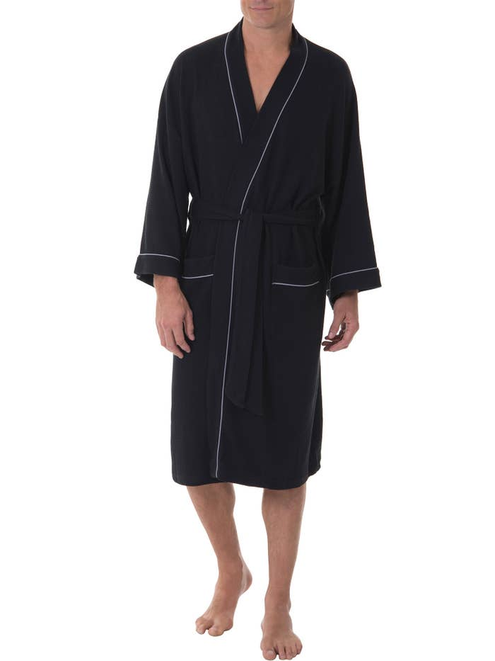 A Waffle Robe For Every Working Dad Who Believes Pajamas And Then Family Are The Reward They Come Home To At End Of Day Walmart