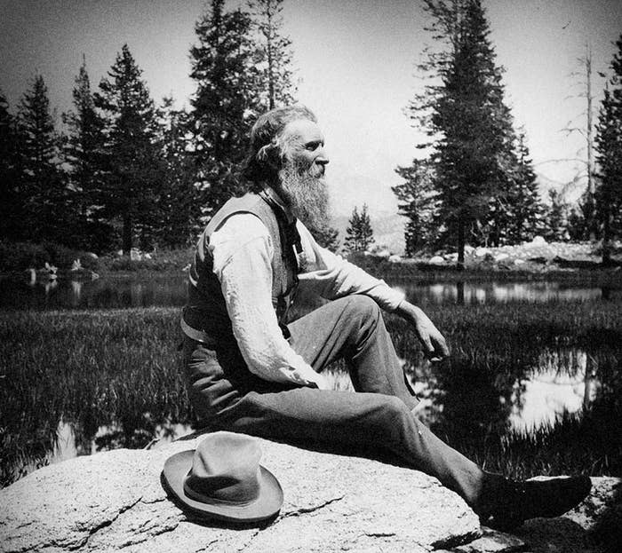 """The man who helped preserve many of the United States' greatest natural treasures was himself Scottish. John Muir emigrated to the United States as a child when his family decided they wanted to join the Disciples of Christ, a sect stricter than the Church of Scotland. The Muirs settled in Wisconsin and became farmers. """"No other wild country I have ever known extended a kinder welcome to poor immigrants.""""Muir struggled with his family's religious beliefs but found spiritual comfort in the great outdoors. Muir was a co-founder of the Sierra Club, helping to establish Yosemite National Park and permanently shape America's extraordinary national park system. Muir maintained strong Scottish ties, and kept his Scottish accent, throughout his entire life."""