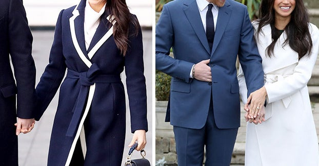 Rate Meghan Markle's Outfits And We'll Reveal The First Letter Of Your Soulmate's Name