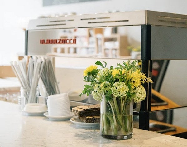 This chic coffeehouse in Pioneer Square specializes in light-roasted, single-origin coffee. Elm Coffee Roasters is all about quality, sourcing in-season beans from around the world and then roasted on location. Elm Coffee Roasters240 Second Ave. S. Seattle, WA 98104