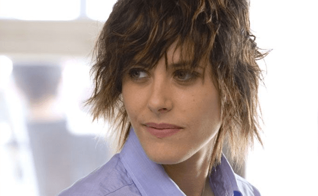 Just one of these looks from actress Katherine Moennig = considerable heart damage, TBH.