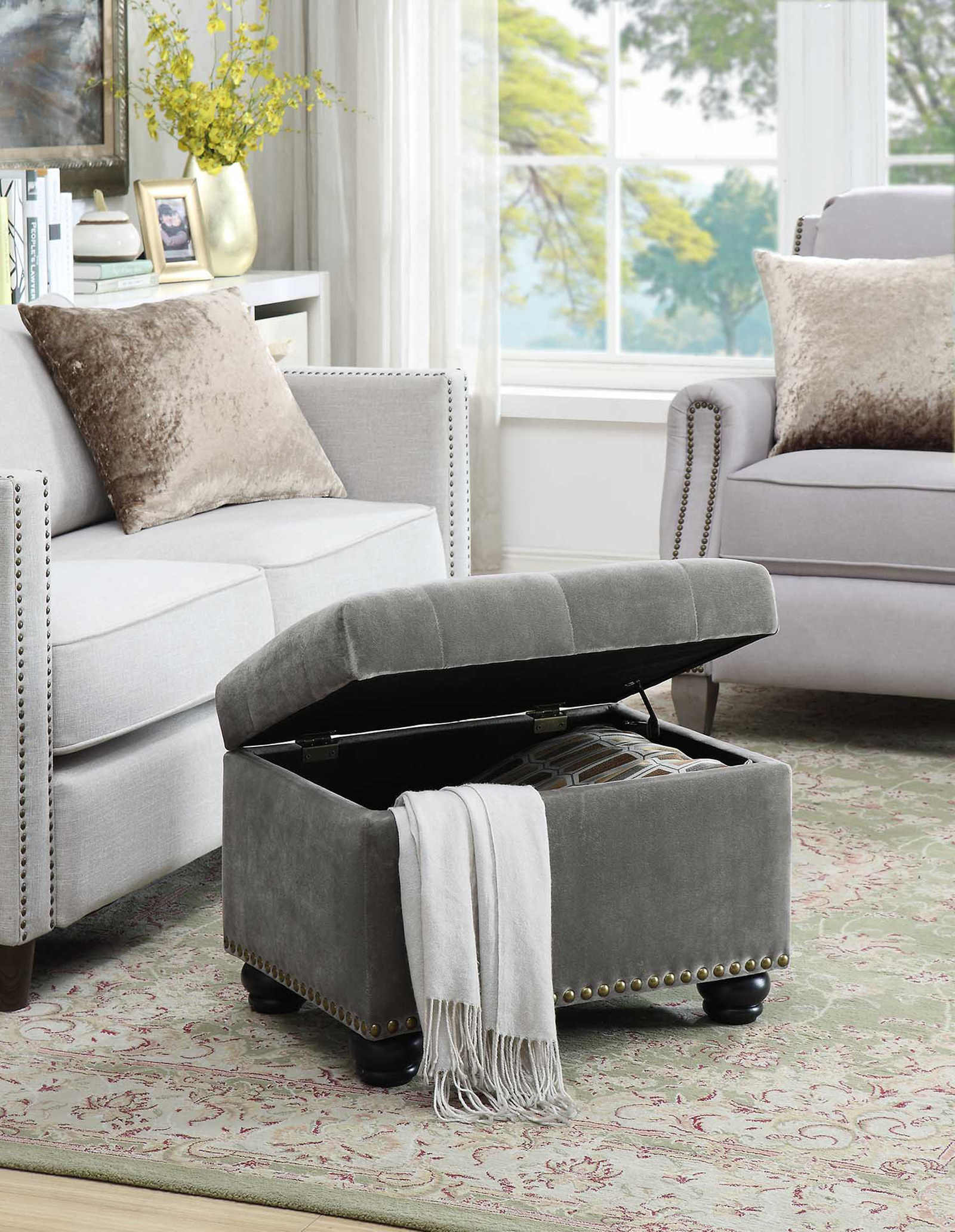 leather furniture 35 stylish pieces of furniture from walmart that only look 16633 | sub buzz 16633 1526489043 7