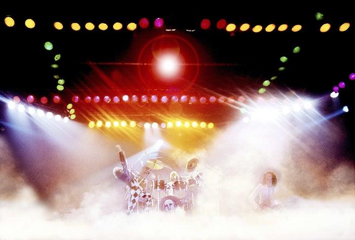 Queen performs in Berlin on April 28, 1978.