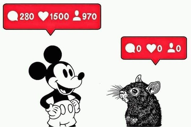 Can You Please Explain What This Mouse Meme Means?