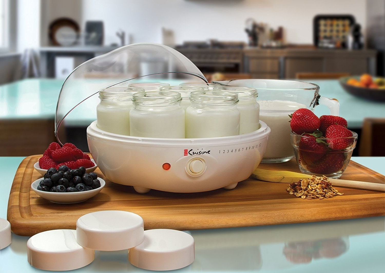 the yogurt maker