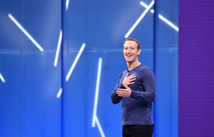 Mark Zuckerberg Has Agreed To Face The European Parliament
