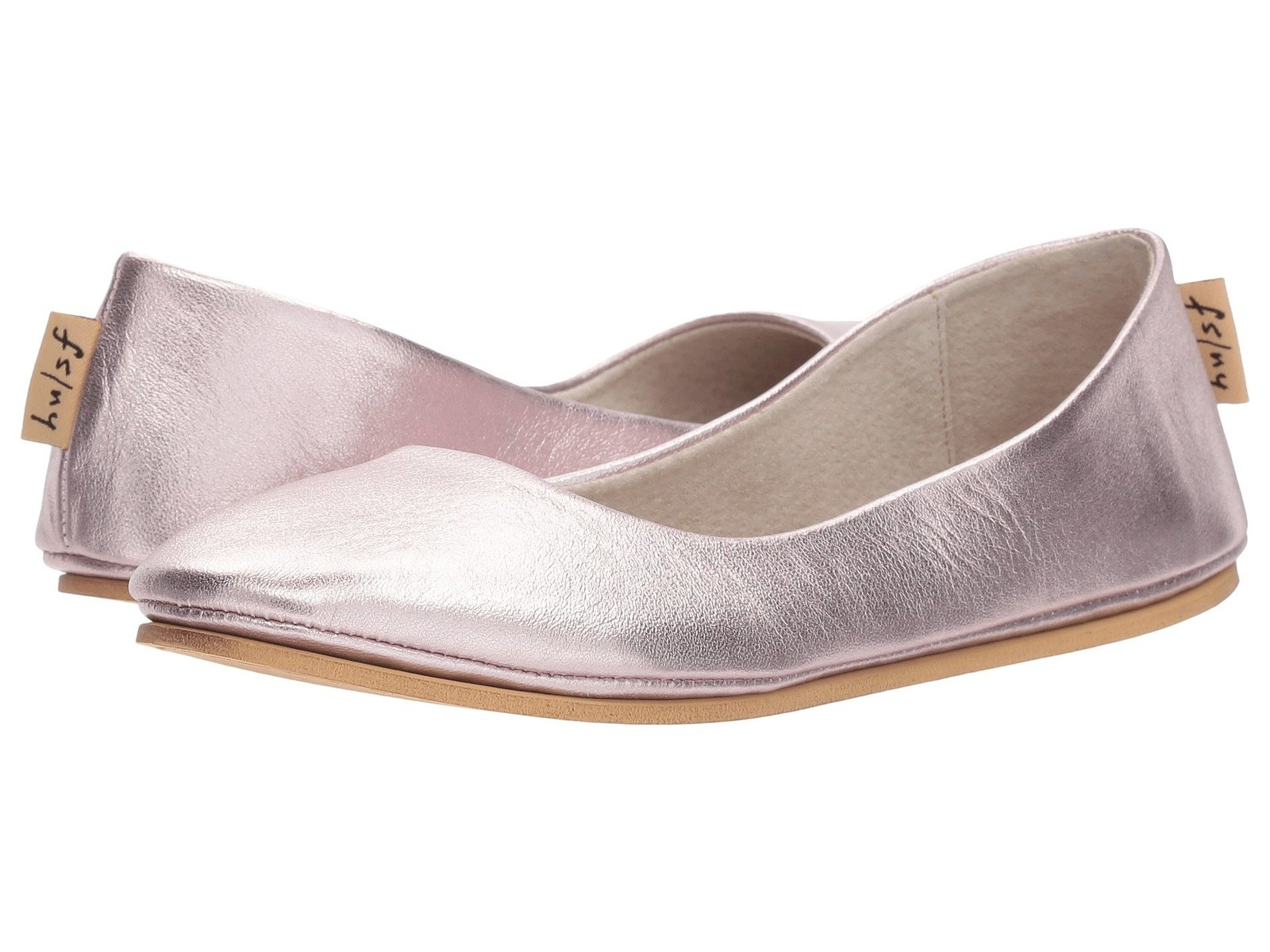 7540e1203ad Ballet flats that will make you feel like an actual ballet dancer (even if  your physical genius is currently unrecognized).