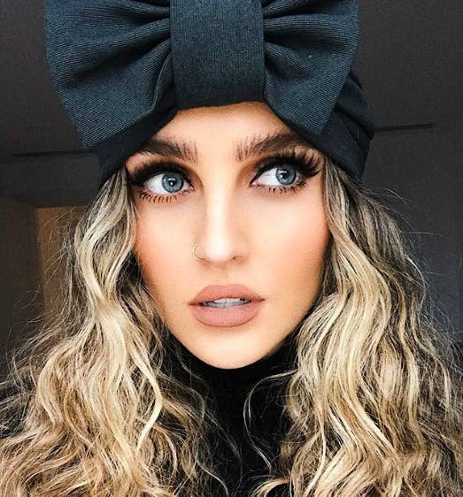 Perrie has a condition called congenital anosmia, which means she was born without a sense of smell. Perrie says she wears the same perfume every day despite not knowing how it smells because she's been complimented on it in the past. – aleynal2