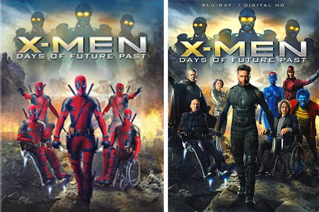 deadpool photoshopped himself in famous movie covers and it s brilliant