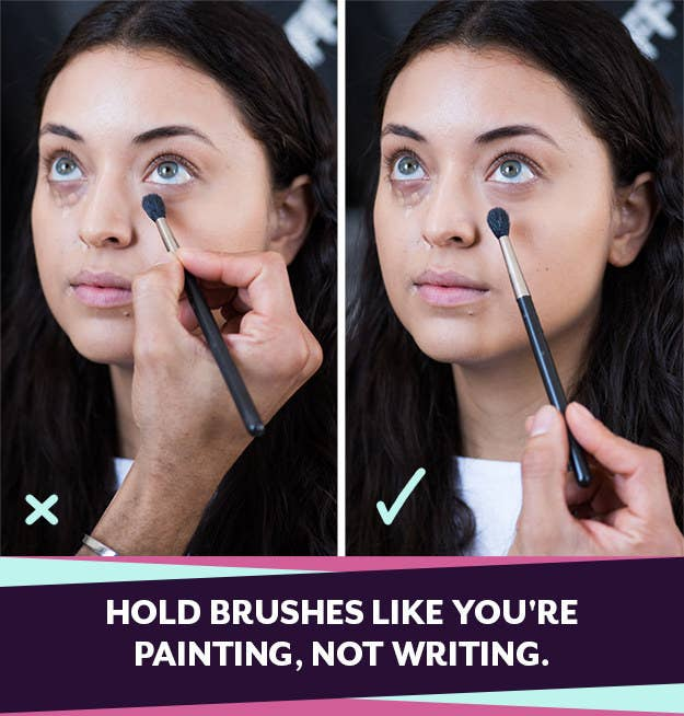 Check out more advice in A Pro Makeup Artist Gave Us A Bunch Of Really Good