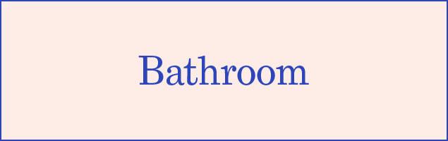 Section divider: Bathroom