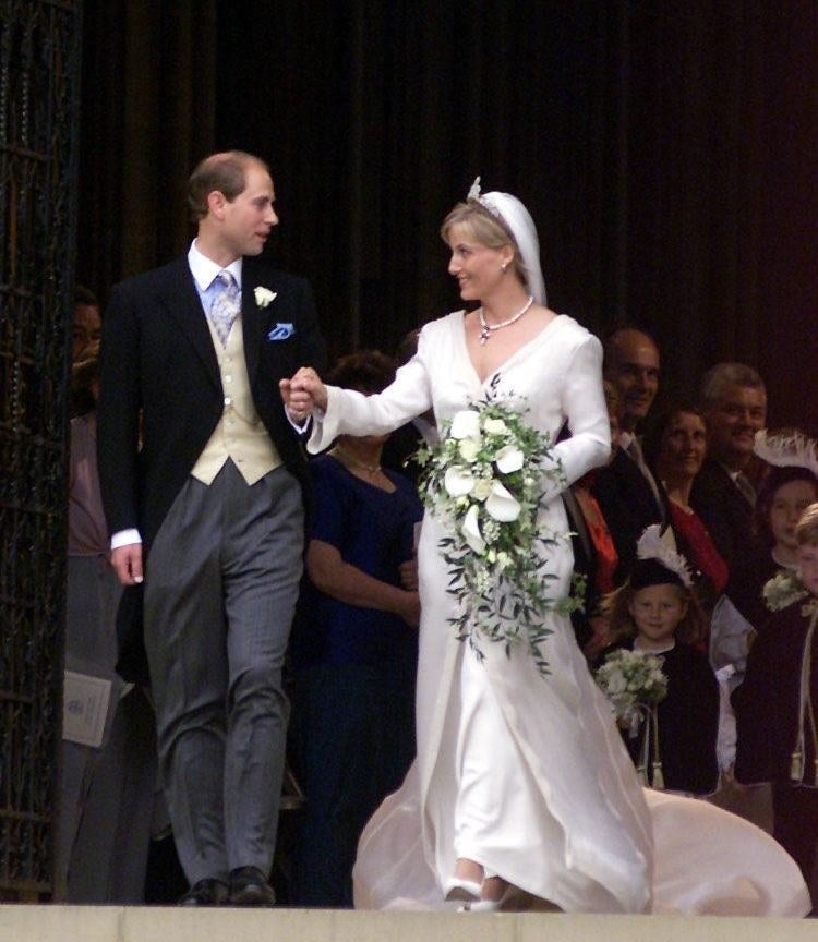 Look At All The Wedding Dresses These British Royals Wore