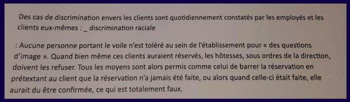 A Paris Le Restaurant L Avenue Ne Veut Ni Arabes Ni Femmes Voilees
