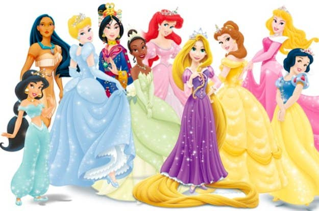 Disney Princesses And Princes Can You Name Them All In Just Five