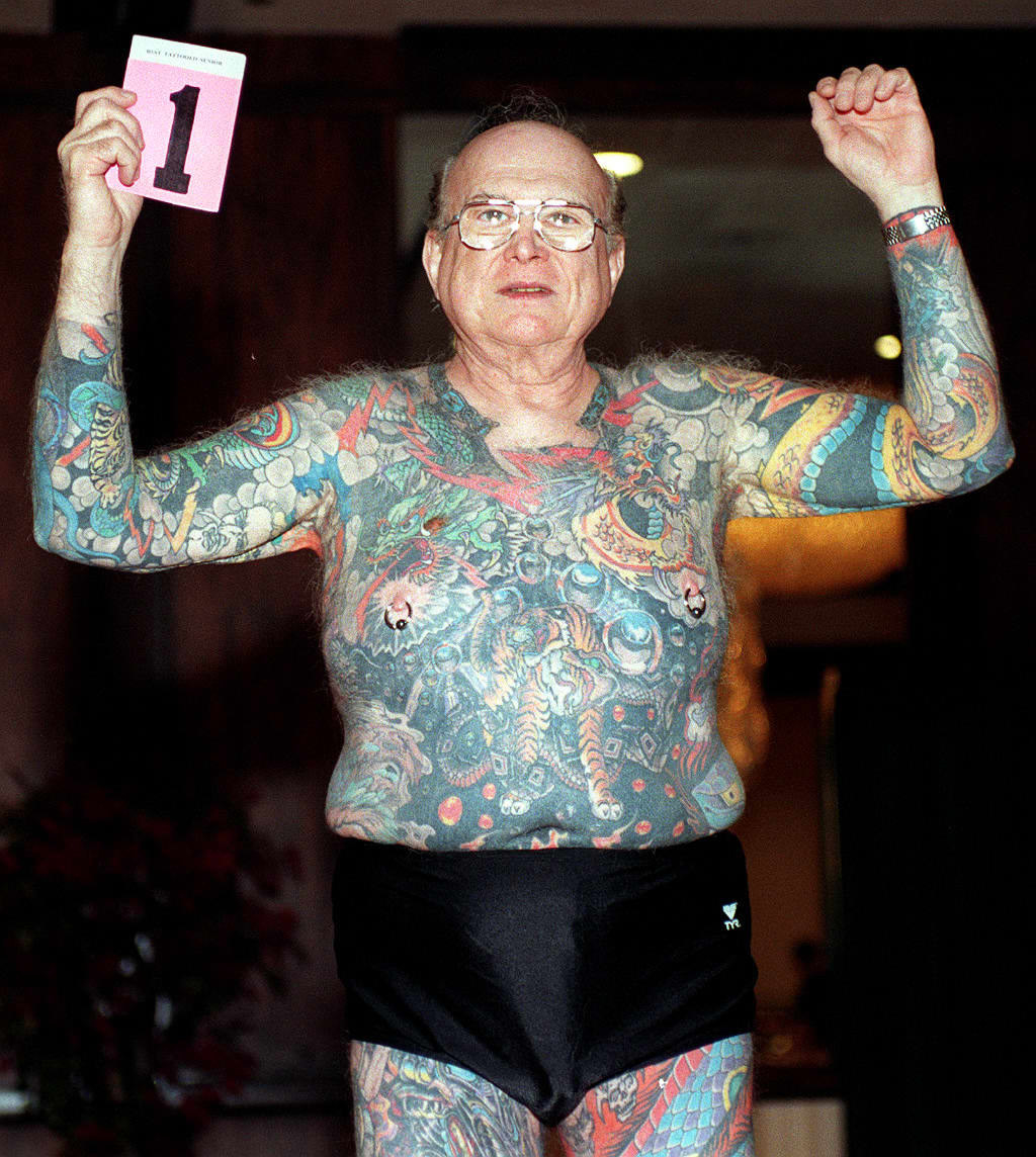 If You Have Visible Tattoos, You're Familiar With These Situations