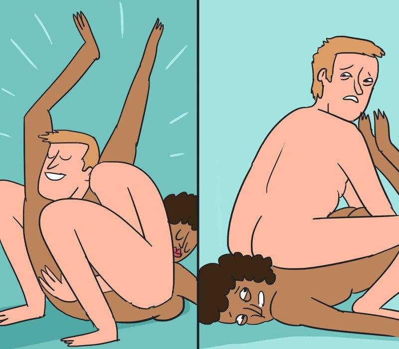 10 najbardziej niezręcznych sytuacji, które mogą przydarzyć się podczas seksu