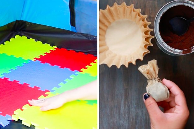 19 Extremely Clever Camping Hacks