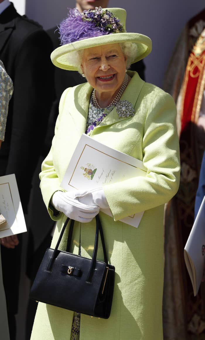 Here's What The Members Of The Royal Family Wore To The