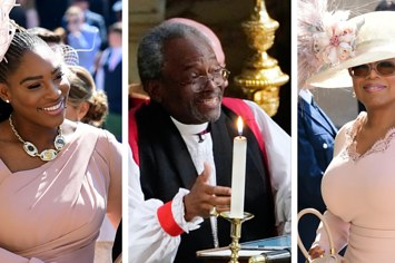 The Royal Wedding Was Served With An Extra Side Of Black Excellence And People Are Loving It