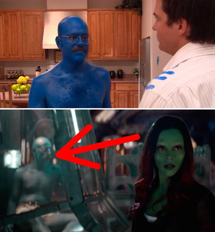 The Russo brothers, who directed Avengers: Infinity War, also directed episodes of Arrested Development in the past.