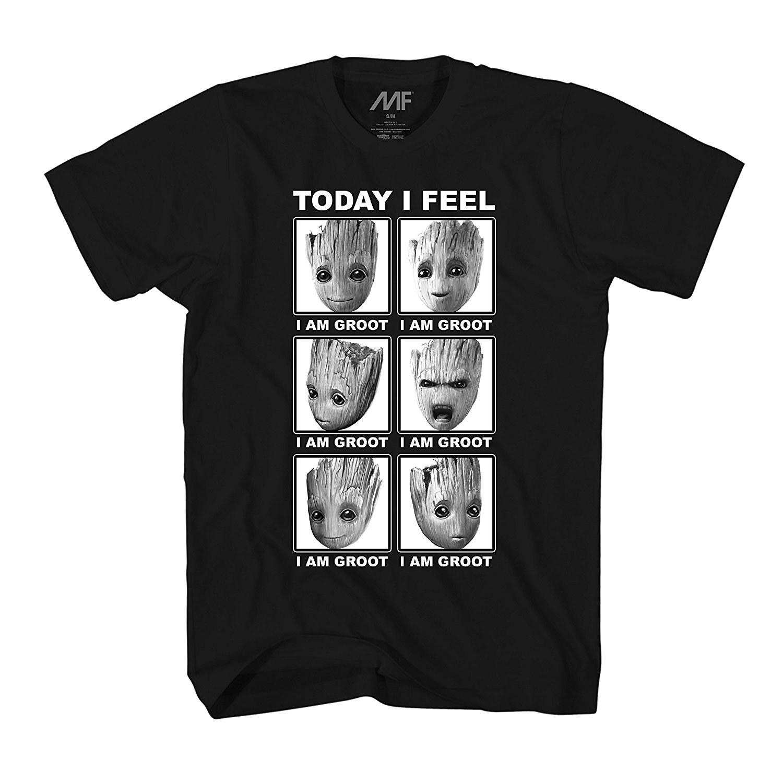 Practical 2019 Fashion Hot Marvel Short Sleeve T-shirt Men/women Superhero Print T Shirt O-neck Comic Marvel Shirts Tops Tee For Sale Tops & Tees