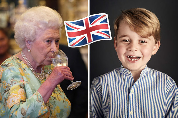 What Would Your Name Be If You Were A British Royal?