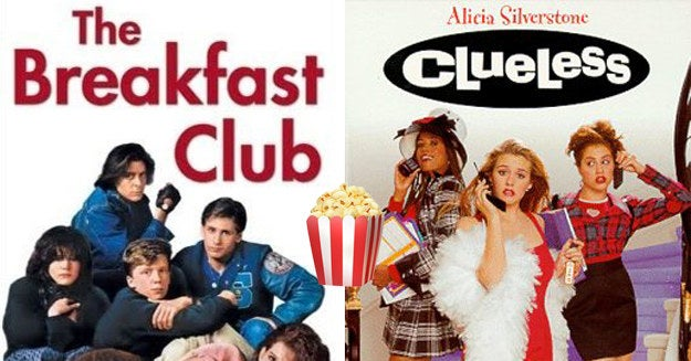 Binge-Watch Netflix Shows And We'll Give You A Throwback Movie To Watch