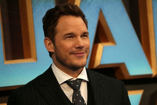 Chris Pratt was a manager at a coupon company.