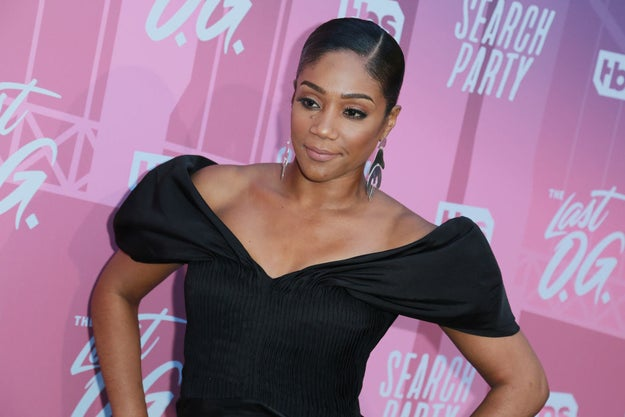 Tiffany Haddish worked in customer service for Alaska Airlines.