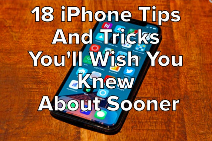 18 iPhone Tips That'll Make You Seem Like A Phone Wizard